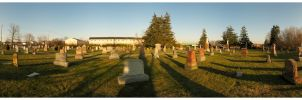 cemetery panoramic by fraserw2