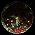 Christmas Tree Bauble II by LadyLyonnesse