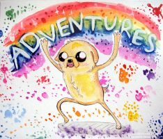 Adventures! by Lunsetta