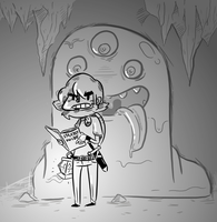 Coco's on a quest by MarvelousCoconuts