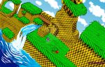 Green Hill Zone by DR-Studios