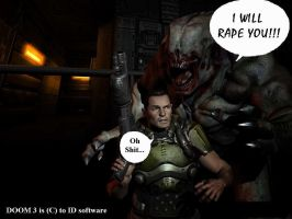 What REALLY happens in DOOM by DaHammer