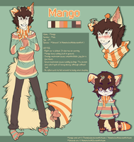 Mango Reference Sheet by pandalecko