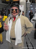 Porco Rosso Cosplay by SuperSonicHero10