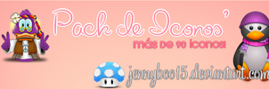 Pack de Iconos by JennyBoo15