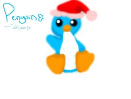 Penguin 4 Mah Friend :3 by SnoHeartsMay