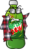Hipster Dew by UltraEd12