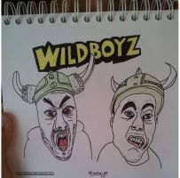 Wildboyz by 666inflames666
