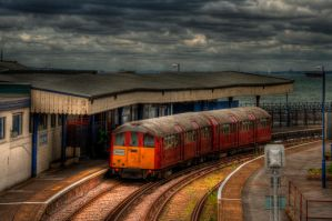 Ryde Esplanade Station HDR by Tangent101