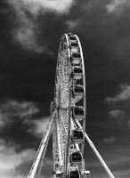 Brighton Wheel by ambermariaalice