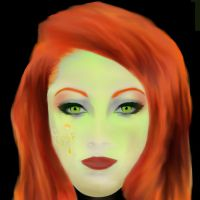 Poison Ivy (finished) by Kittylyn-Donut