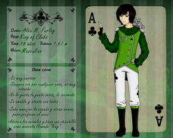 ToC:  King of Clubs by Ruu-kun