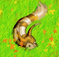Furret Practice by ThatScaryThing