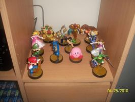 Amiibo  Collection by sinako777