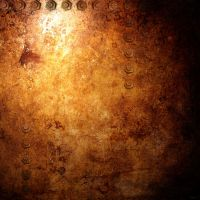 Rusty Bolted Texture 03... by the-night-bird