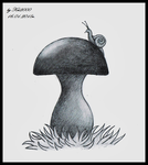 #12 - Only a mushroom by Kei2000
