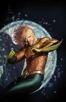 so i'll be drawing aquaman by nebezial