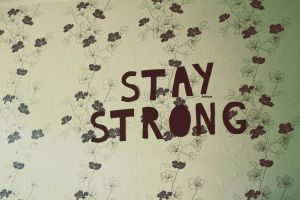 Stay strong. by lletitbe