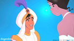 Aladdin/Tiana Video Crossover by angeelous-dc