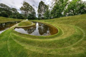 Jupiter Artland - Life Mounds by Spyder-art