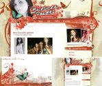 Wordpress skin Barbara by dsdesign