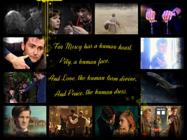 Doctor Who: What mercy sadness brings... by BasiliskRules
