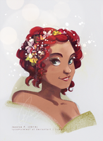 Flower Crown Vana by sycamoreleaf
