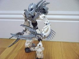 Bionicle MOC: Icear by jumpstartautobot