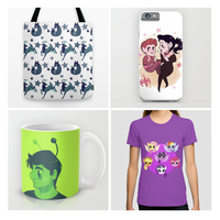 Society6 by Sutexii