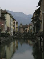 Annecy, France by MissLiddles