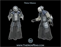 Daikas Warrior by TheIronRing