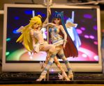 Panty and Stocking Transformation 02 by Mangamad