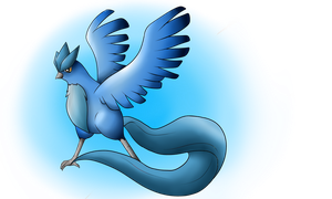 Articuno by Freaky--Like--Vivi