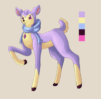 Clarity ref new by Rika-of-Thunder