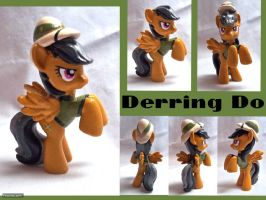 Derring Do Custom by CadmiumCrab