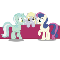 Hidden Derpy Vector from Episode 10 by evilgnome555