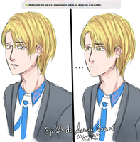 Nathaniel expression ep 21 by Airaily
