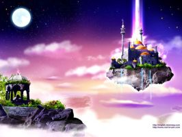 pray in the sky'2' by muslimz