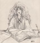 Hermione by janey-jane