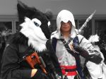 Sergal and Assassin by Dingz