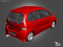 Karimun_Red1 by D3r3x