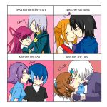 Cute Kiss Meme by cafe-delight
