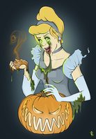 Cinderella / Terror Series by Jaacqs