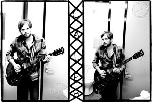 Caleb Followill 3 by MissDrakkainen