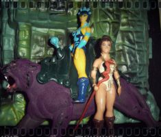Grayskull Girls by PsychosisEvermore