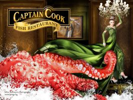 Captain Cook adverts.. by SOOO