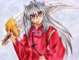 InuYasha by ItsmeMelB