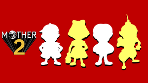 Mother 2 - Wallpaper by DaShyster