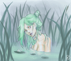 The Swamp by Taru-Sama