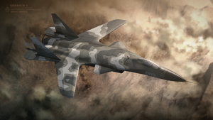 Grabacr - Art (Ace Combat Zero) by Steelmax